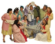 Shooting Star Theatrics || Hamilton Musical Theatre || The Pajama Game