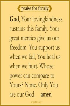 68 Best Prayers for Family images in 2017 | Biblical quotes ...