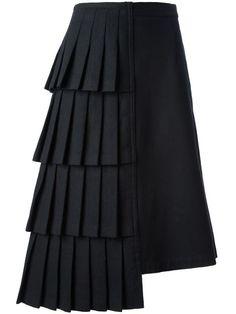 Achetez Comme Des Garçons Vintage asymmetric skirt en House of Liza from the world's best independent boutiques at farfetch.com. Shop 300 boutiques at one address.