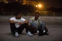 Ashton Sanders and Jharrel Jerom in Moonlight (6)
