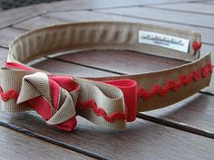Diademas/Headbands for little girls