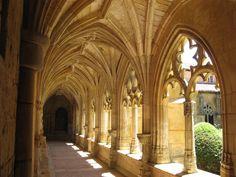 Cloître de Cadouin, Dordogne