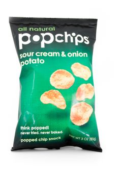 Next time Popchips launches an online ad campaign that creates controversy, it just might want to get its response straight. #PR