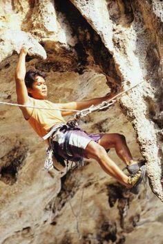 Hoch hinaus: Krabi Rock & Fire International Contest 2012