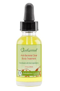Anti-Bacterial Clear Body Treatment / Anti-Bacterial Body Acne Treatment