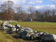 Located just north-west of Nashua, Monson was New Hampshire's first inland colony, settled in the 1730s.