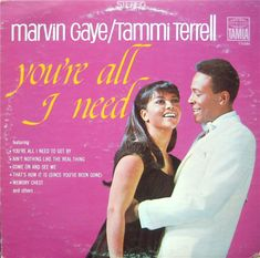 Marvin Gaye/Tammi Terrell - You're all I Need
