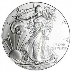 Southern by the Grace of God American Silver Eagle 1oz  .999 Silver Dollar Coin