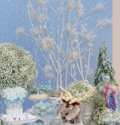 Festa Infantil | Frozen Elegante