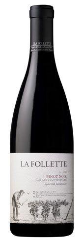 2008 Van der Kamp Vineyard Pinot Noir