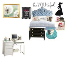 """""""Diva room"""" by jeniah ❤ liked on Polyvore featuring interior, interiors, interior design, home, home decor, interior decorating, Haute House, Home Decorators Collection, Olympia Le-Tan and Design Pac"""