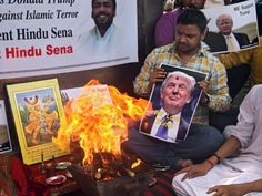 Hindu nationalist group says 'only Donald Trump can save humanity' - The Washington Post
