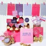 Girls Night Out Ideas Kit
