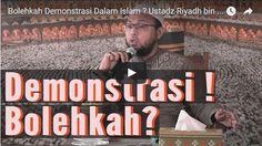 [Video] Heboh! Ustadz Ini Panjang Lebar Ceramah Tampar Keras FPI dan Para Pendemo