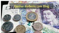 Como ganhar dinheiro online com blogue