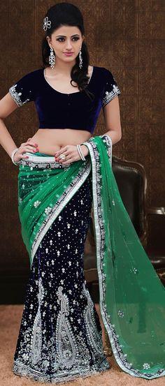 Europe Fashion Men's And Women Wears.: Gorgeous Party Lehanga Saree For Outstanding Fashi. Lehanga Saree, Lehenga Style Saree, Beautiful Girl Indian, Beautiful Indian Actress, Indian Beauty Saree, Indian Sarees, Indian Dresses, Indian Outfits, Sexy Dresses
