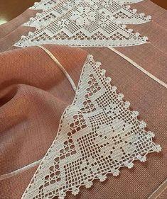 Crochet Hood, Crochet Gloves Pattern, Crotchet Patterns, Crochet Art, Doily Patterns, Crochet Motif, Crochet Designs, Knitting Patterns, Crochet Boarders