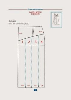 Sewing totarial and dress pattern Free Printable Sewing Patterns, Beginner Sewing Patterns, Plus Size Sewing Patterns, Skirt Patterns Sewing, Diy Vetement, Modelista, Book Libros, Turkish Language, Cheesecloth