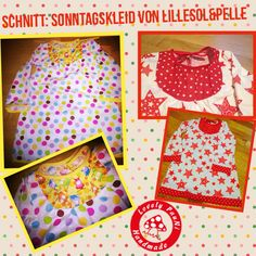 Sonntagskleid #lillesolundpelle #LovelyPauNiBlog #LovelyPauNi