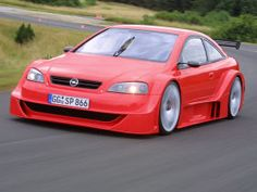 Opel Astra OPC coupe