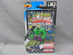 Marvel Universe Comic Packs: Hulk and Cyclops T3