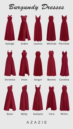 AZAZIE brings you a complete new range of Burgundy Bridesmaid Dresses. Shop now! AZAZIE brings you a complete new range of Burgundy Bridesmaid Dresses. Shop now! Red Bridesmaids, Bridesmaid Dress Styles, Bridesmaid Outfit, Wedding Dresses For Bridesmaids, Burgundy Bridesmaid Dresses Long, Azazie Bridesmaid Dresses, Bridesmaid Dresses Different Colors, Bridesmaid Quotes, October Wedding Dresses