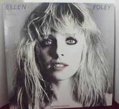 Sold!! Ellen Foley Another Breath Vintage Record Vinyl Album 1983.