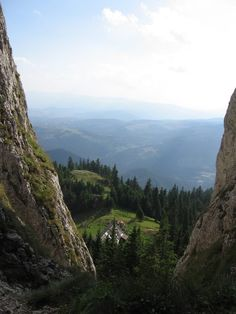 "Hăşmaş Mountains - View from the ""Lonely Stone"" - Neamt & Harghita Counties - Romania  photo by: -Mónika-"