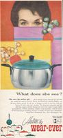 Wear-Ever Hallite Gifts 1958 Ad Picture