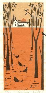 Guiliana Lazzerini Linotype -- interesting composition