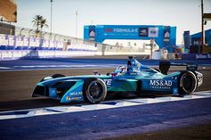 Congrats to Tom Blomqvist: P8 in his first ever #FormulaE race, while Antonio Felix da Costa ends up on P14. Get some impressions from Marrakesh here. #ELECTRICITEMENT MS&AD Andretti Formula E ABB FIA Formula E Championship Visit us: http://www.smartwatchkw88tech.com/  #Smart Watch