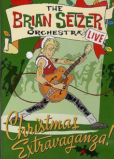 Brian Setzer Christmas