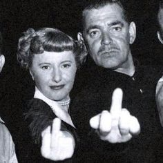 Barbara Stanwyck - Clark Gable 1940