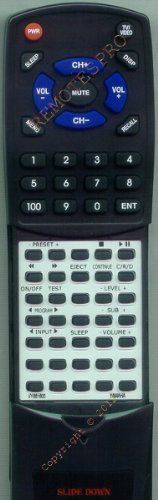 YAMAHA Replacement Remote Control for AV1, SYS4, TCDAV1, VY861600 by Redi-Remote. $32.95. This is a custom built replacement remote made by Redi Remote for the YAMAHA remote control number VY861600. *This is NOT an original  remote control. It is a custom replacement remote made by Redi-Remote*  This remote control is specifically designed to be compatible with the following models of YAMAHA units:   AV1, SYS4, TCDAV1, VY861600  *If you have any concerns with the remote after pu...