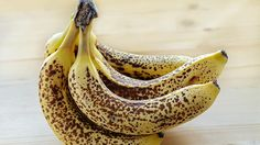 Bra grejer du kan göra av bruna bananer!