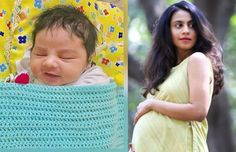 Manasi Parekh Shares First Picture Of Her Baby Girl