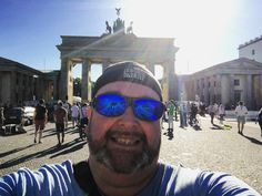 A very rare #selfie from me at the #BrandenburgGate in #Berlin I might even post another later! #IgersBerlin #Germany #IgersGermany #monument #travel #tourism #tourist #leisure #life #solotraveler #Deutschland