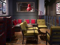 Coffee shop design photos