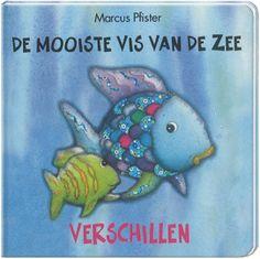 Boekenhoek: de mooiste vis van de zee VERSCHILLEN