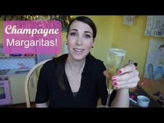 Champagne Margaritas, Yes Please! | Pinterest Drink #31 | MamaKatTV - YouTube