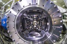 La humanidad lanza su primer rayo de antiátomos | Materia
