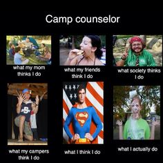 for my camp counselor friends....