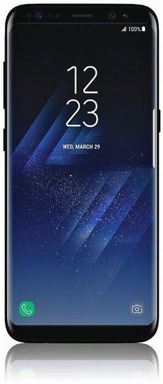 Press Render Of Samsung Galaxy S8 | TechGipsy