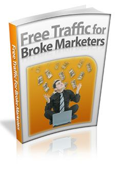 The truth of the matter is that FREE traffic doesn't have to mean POOR QUALITY traffic. In fact, quite the reverse is true in terms of this book. I've had MORE sales from the traffic generated using my free methods than I have from Ads that I've paid over ...