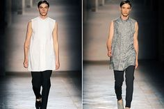 tunics for men