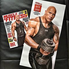 Best part about this #ManOfTheCentury issue (besides the bad ass old school style poster;) is what it all represents. Hard core training is just a bi-product of something much bigger and more important...the issue represents that regardless of how challenging your hard times in life may be ($7 bucks) there's always a better day if you stay focused smart and work extremely hard at making yourself as valuable as possible in whatever business you're in. Considering #MuscleAndFitness is and will…