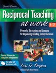 Reciprocal Teaching at Work - How to do it & Lesson Plans to implement it. The idea is to get students: predict, clarify, question, and summarize
