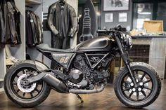 012116-ducati-scrambler-custom-6-revolution_01 Ducati Scrambler Sixty2, Scrambler Motorcycle, Ducati Motorcycles, Street Bikes, Custom Bikes, Cool Bikes, Revolution, Cafe Racers, Ducati Cafe Racer