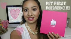♡Memebox Scent #1 Rose Unboxing♡ My First Box!