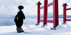 Winter Geisha